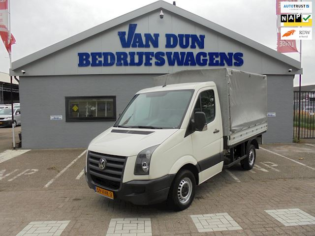 Volkswagen Crafter 35 2.5 TDI L1 DC 3 pers