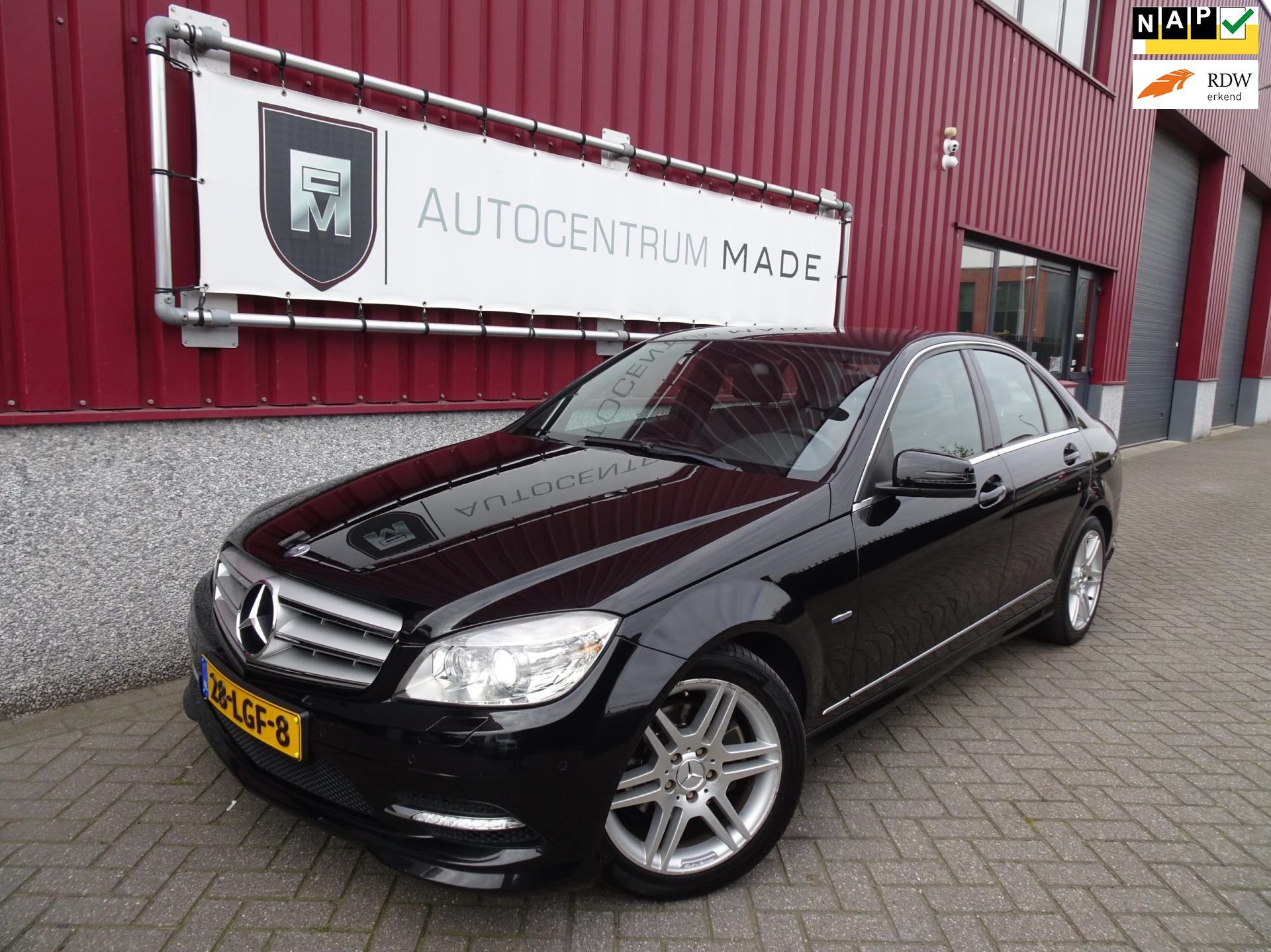 Mercedes-Benz C-klasse occasion - Auto Centrum Made