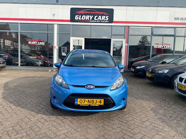 Ford Fiesta 1.25 Limited 5drs, Airco