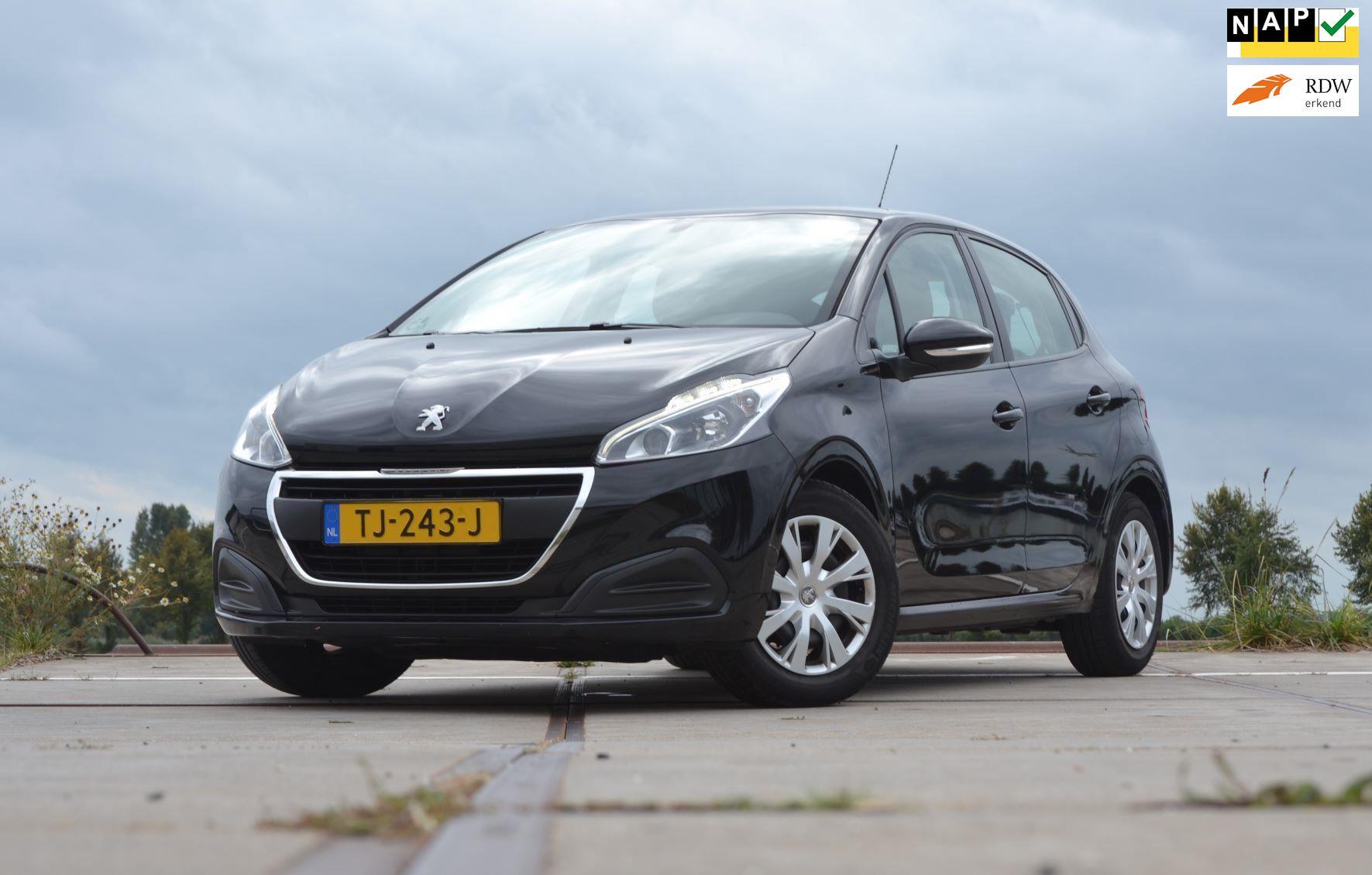 Peugeot 208 occasion - Autobaas Automotive