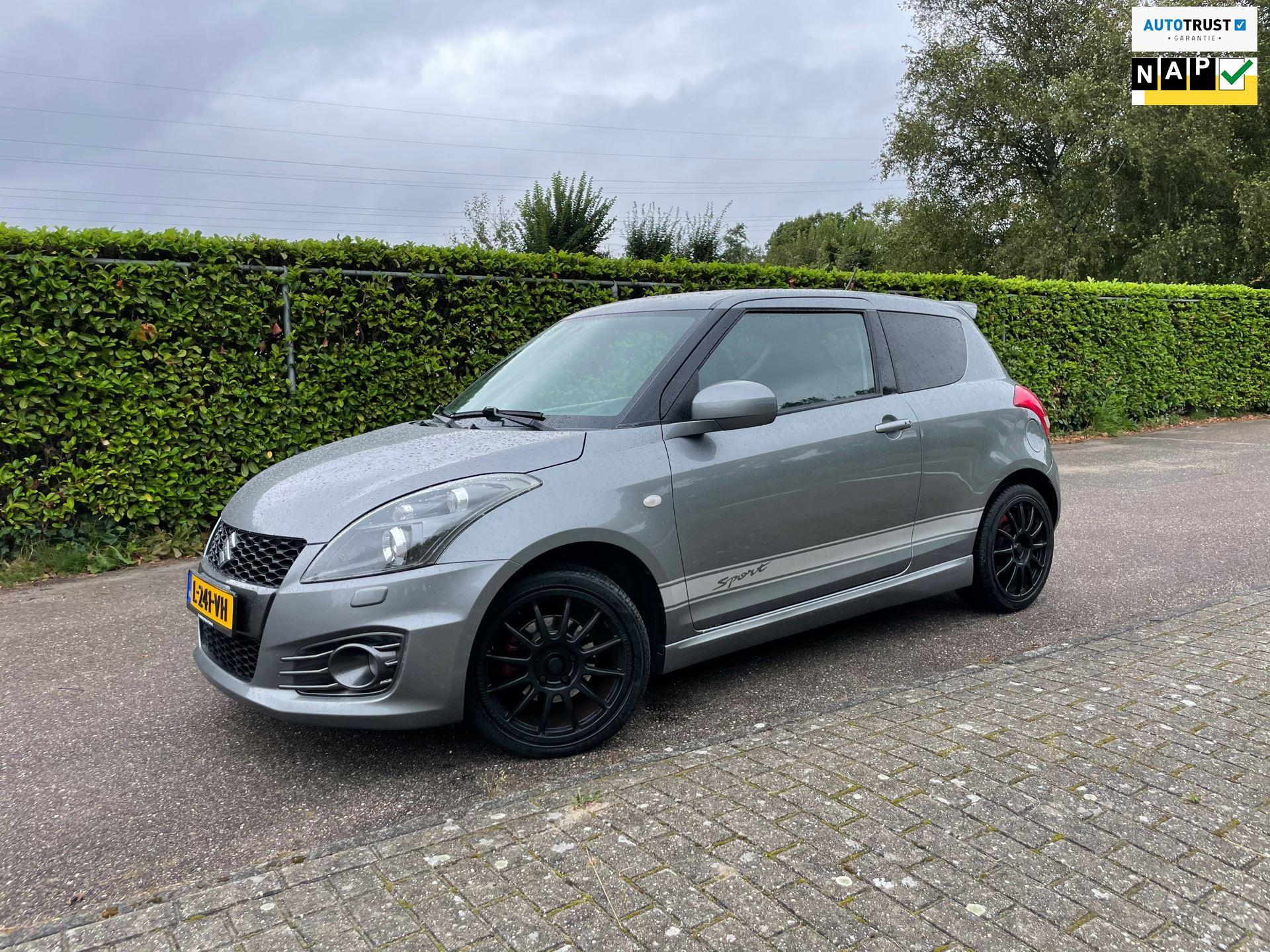 Suzuki Swift occasion - R. Oldenburg Auto's