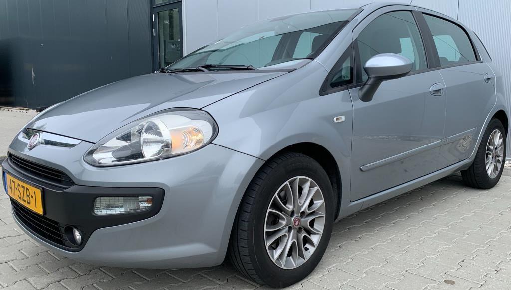 Fiat Punto Evo occasion - YannickCars