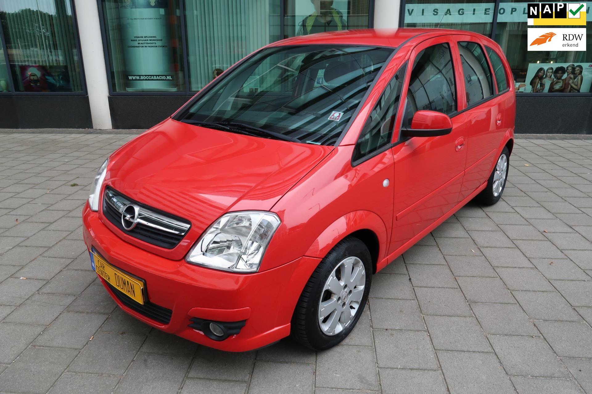 Opel Meriva occasion - Car Center S. Duman