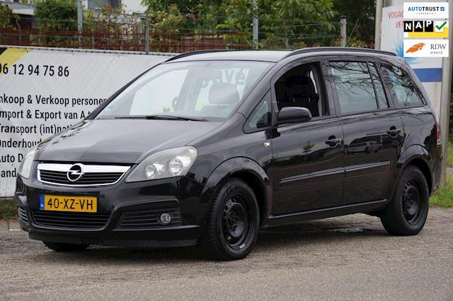 Opel Zafira 1.8 Temptation, zeer nette auto, 7P, alle inruil mogelijk!