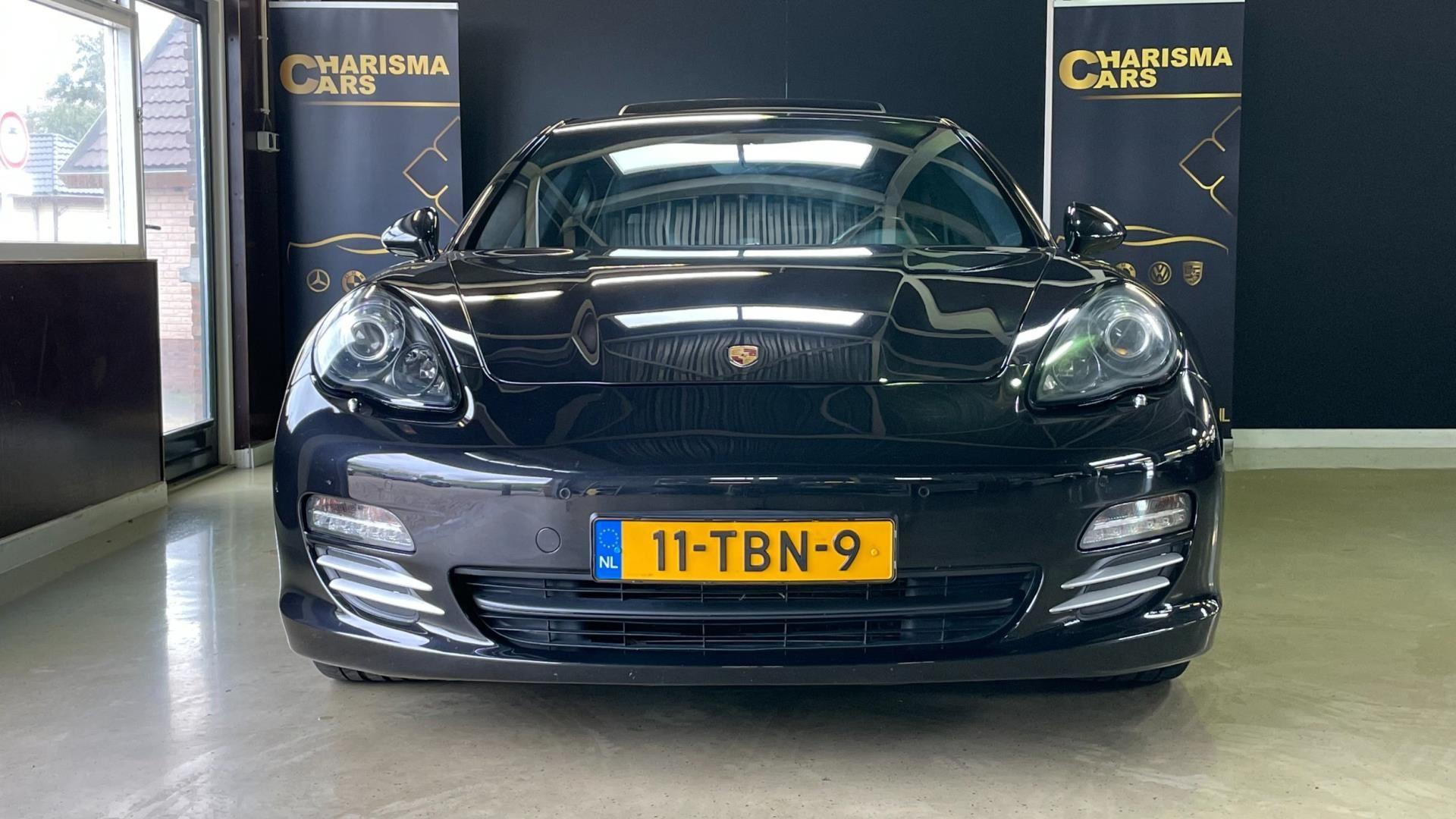 Porsche Panamera occasion - Charisma Cars
