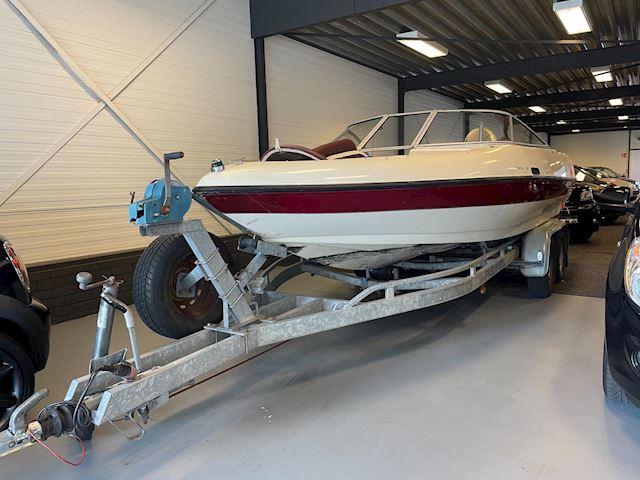Speedboot Sensation 90 PK BB incl. Trailer en toebehoren!