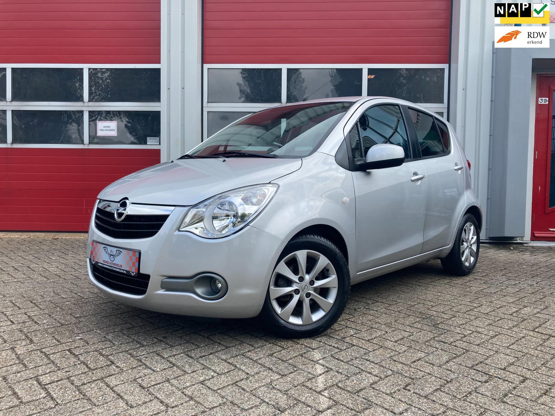 Opel Agila occasion - Hermes Automobielen