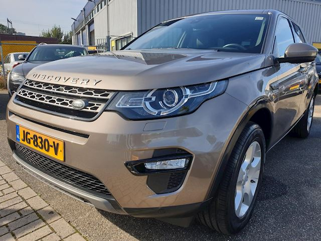 Land Rover Discovery Sport 2.0 eD4 E-Capability HSE Leder Panoramadak