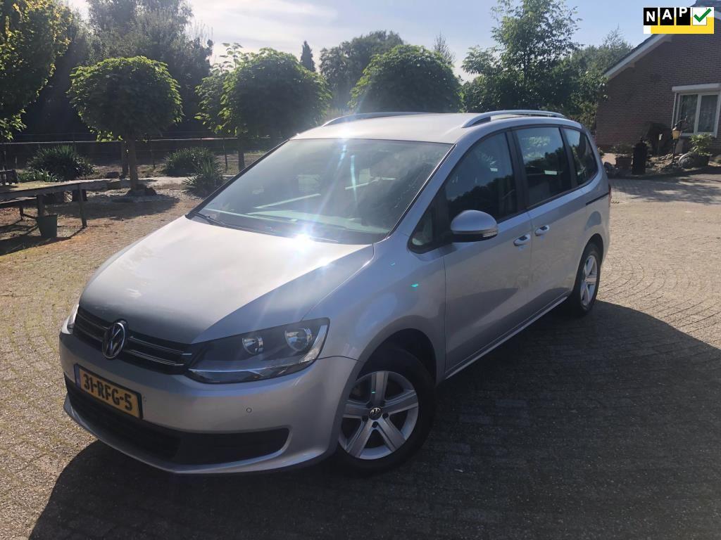 Volkswagen Sharan occasion - Autobedrijf Stronkhorst