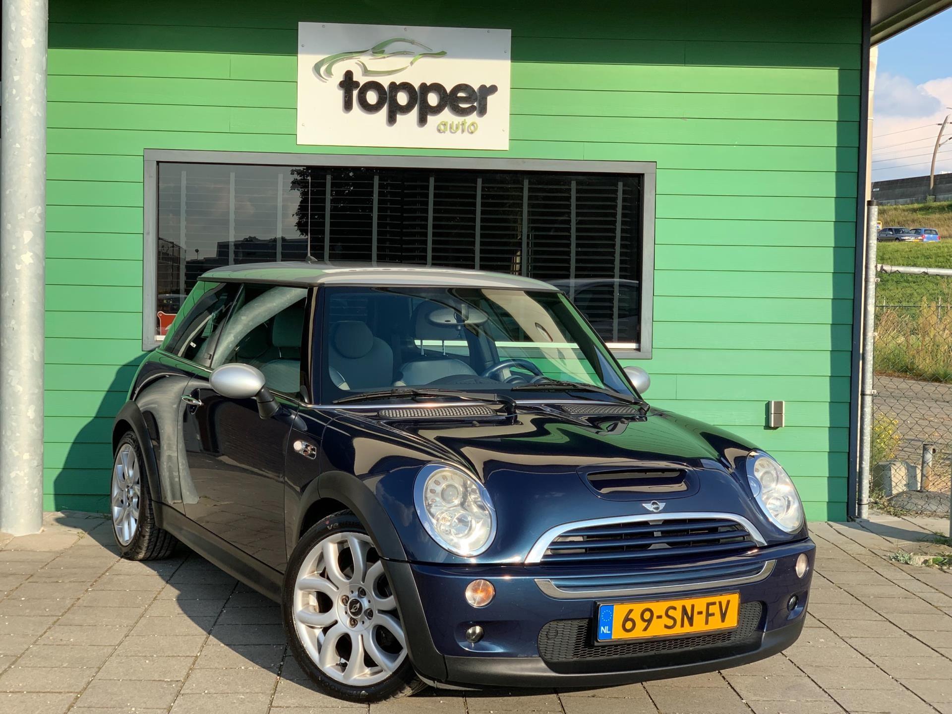 Mini Mini occasion - Topper Auto