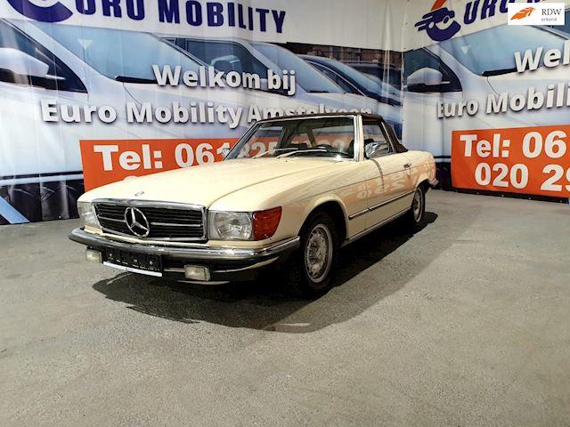 Mercedes-Benz SL-klasse Mercedes-Benz SL-klasse 380 Automaat Cabriolet 1981 Prachtige auto en Schadevrij!!