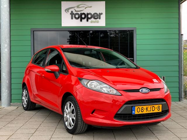 Ford Fiesta 1.25 Limited / 5 Drs. / Airco / Aux / Nieuwe APK