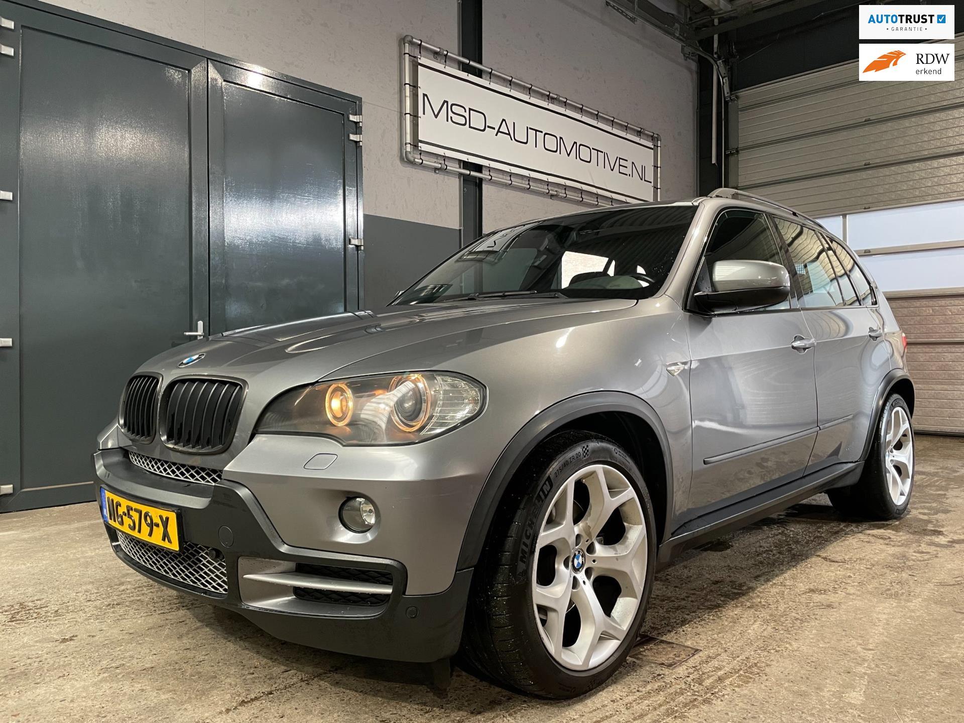 BMW X5 occasion - MSD Automotive