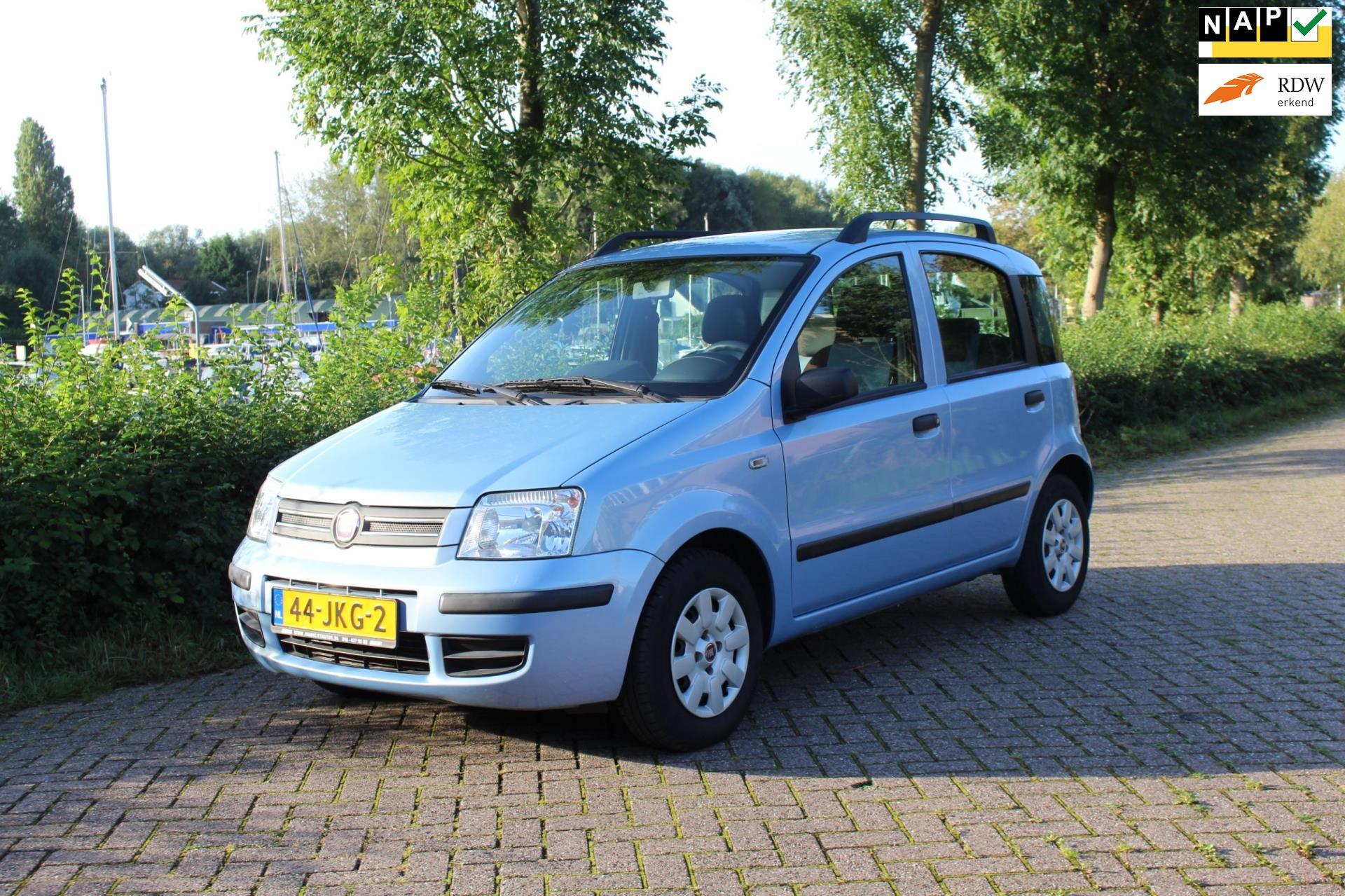 Fiat Panda occasion - Van Vliet Auto's