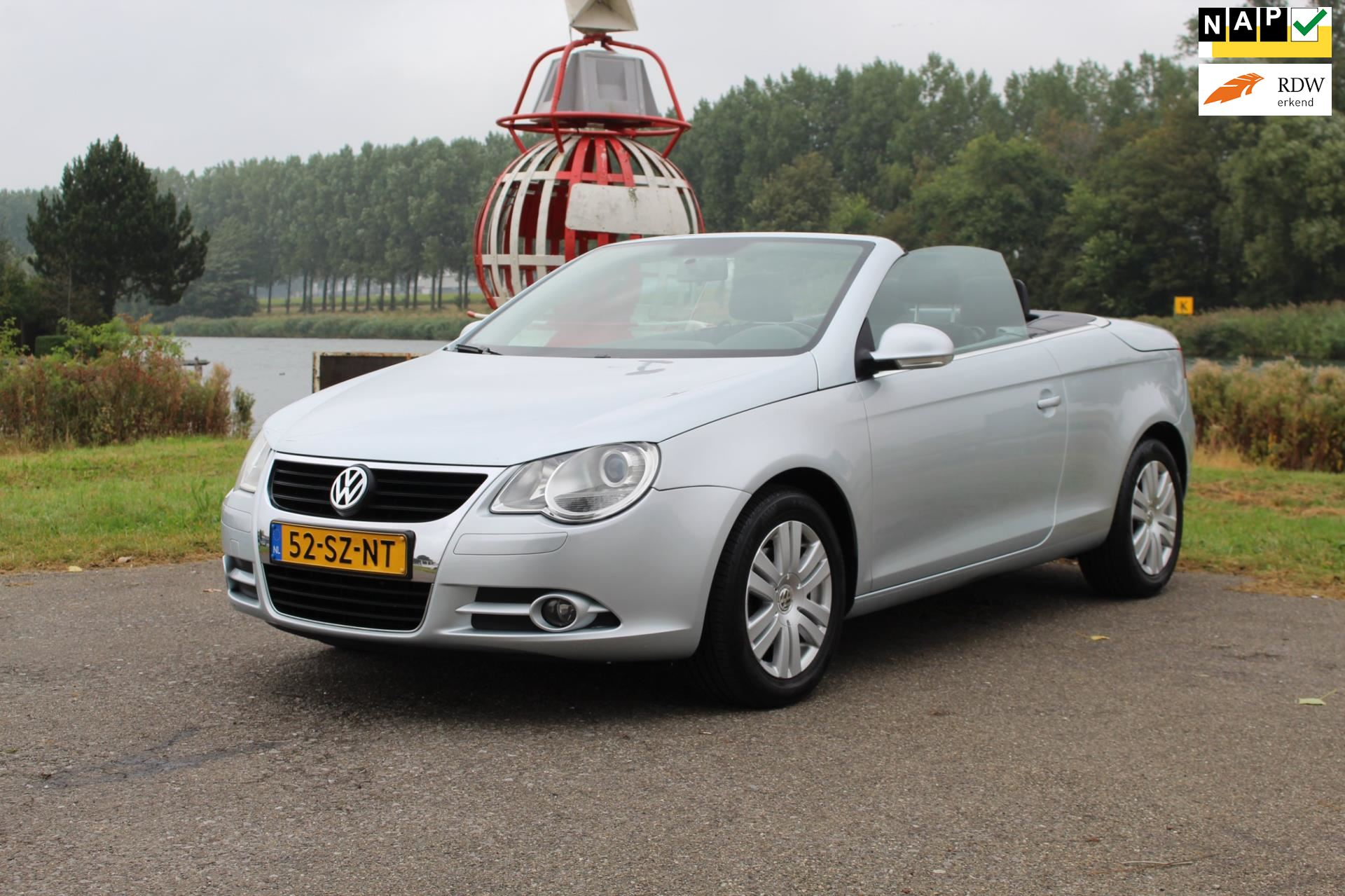 Volkswagen Eos occasion - Van Vliet Auto's