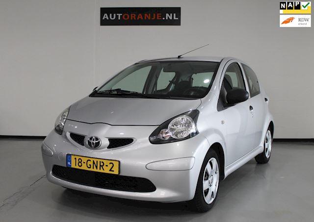 Toyota Aygo 1.0-12V Airco, Stuurbek, NAP!!