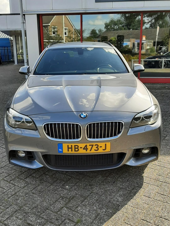 BMW 5-serie Touring occasion - Rob v/d Heuvel Auto's