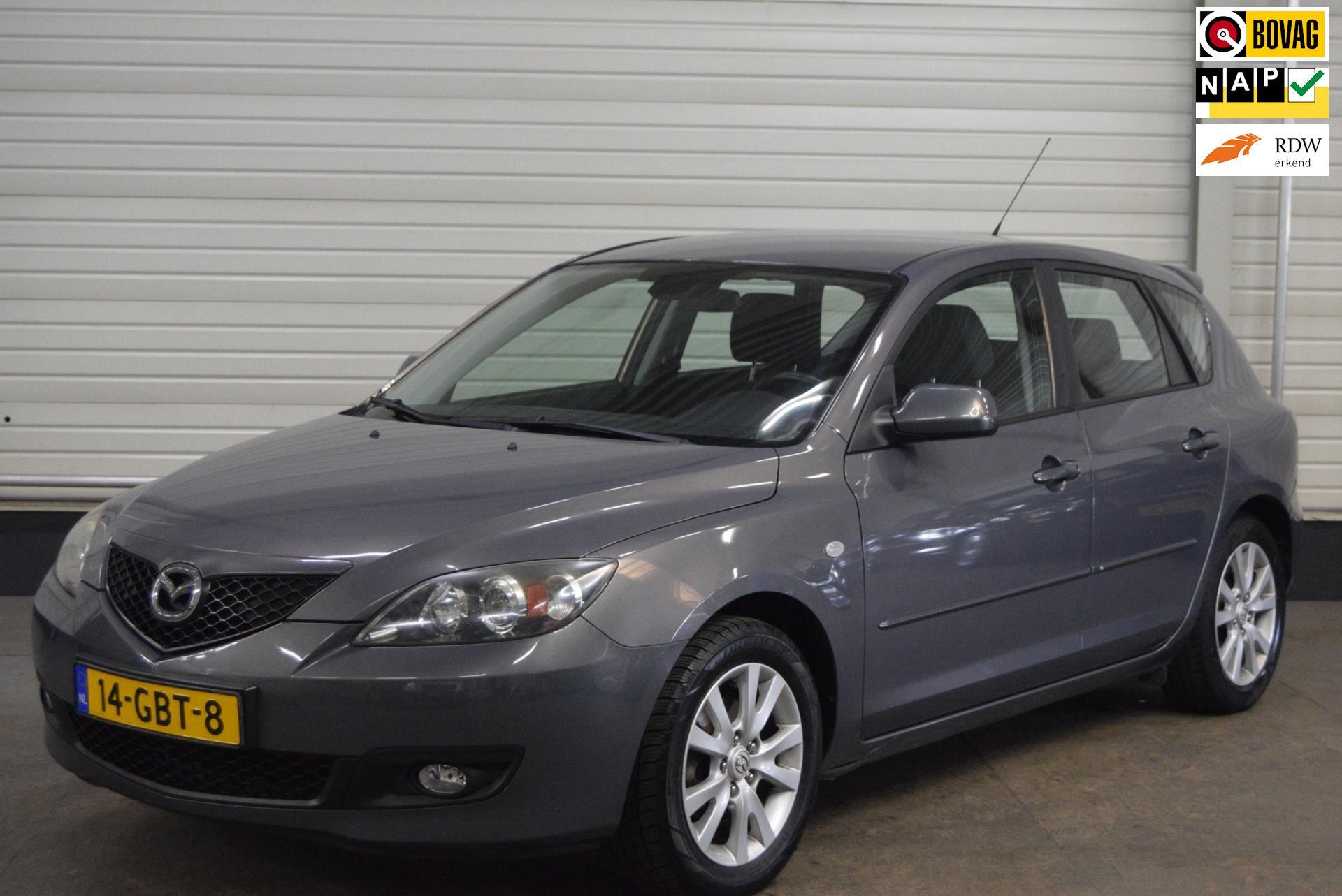 Mazda 3 occasion - Autobedrijf van de Werken bv