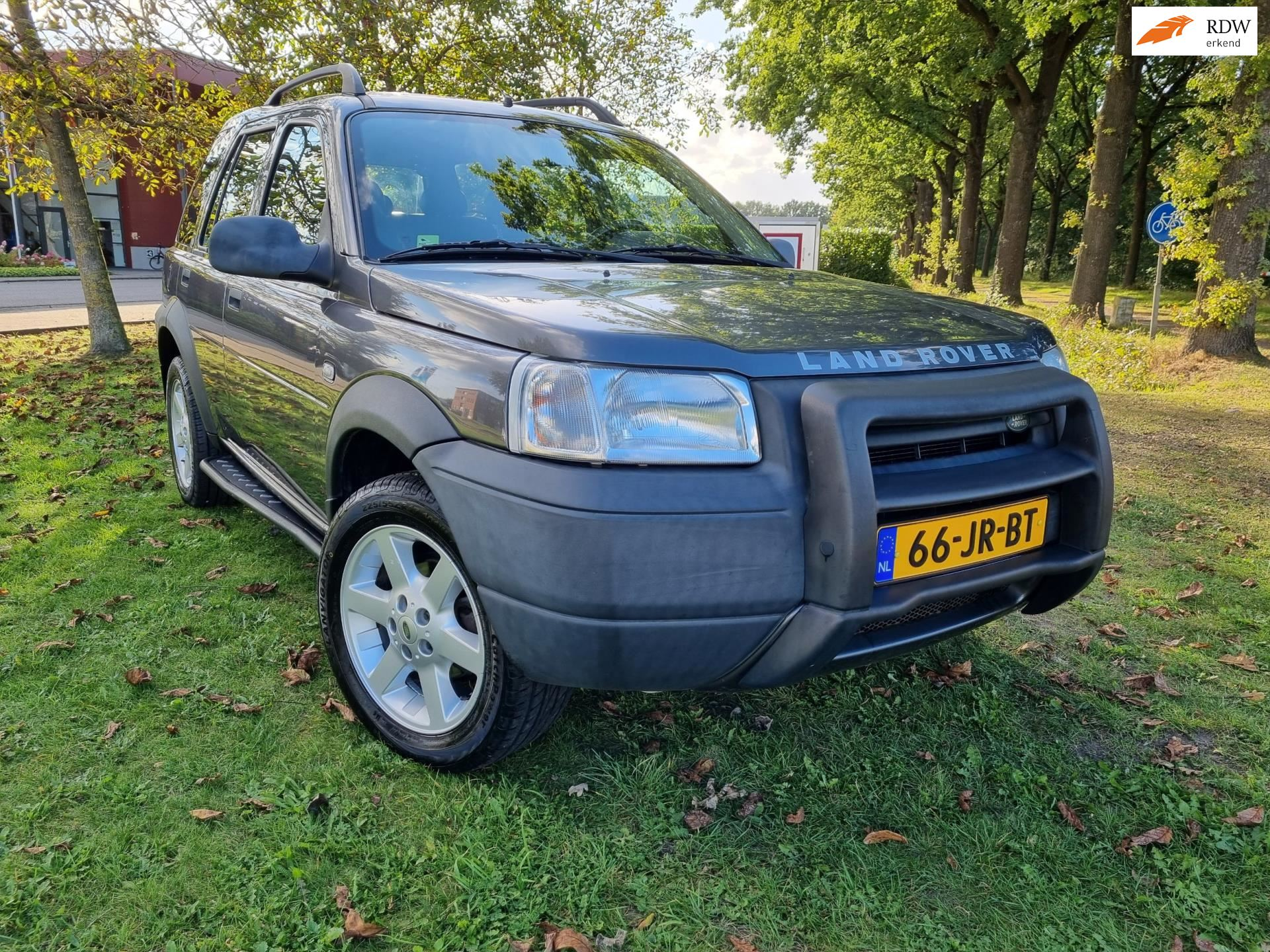 Land Rover Freelander Station Wagon occasion - Twin cars