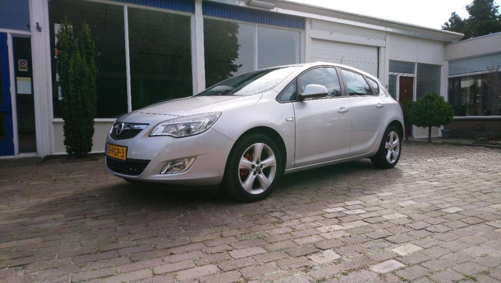 Opel Astra occasion - Autobedrijf Wolters