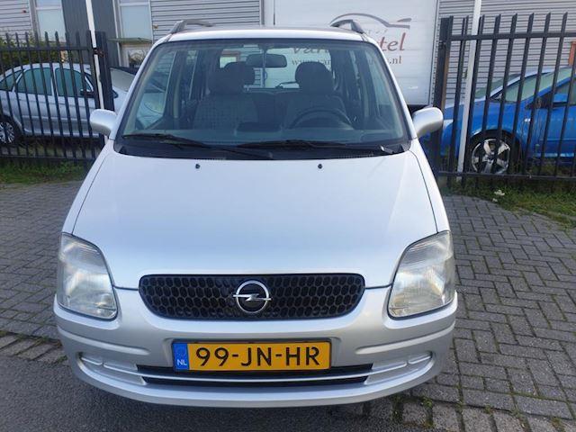 Opel Agila 1.2-16V Comfort 5 deurs
