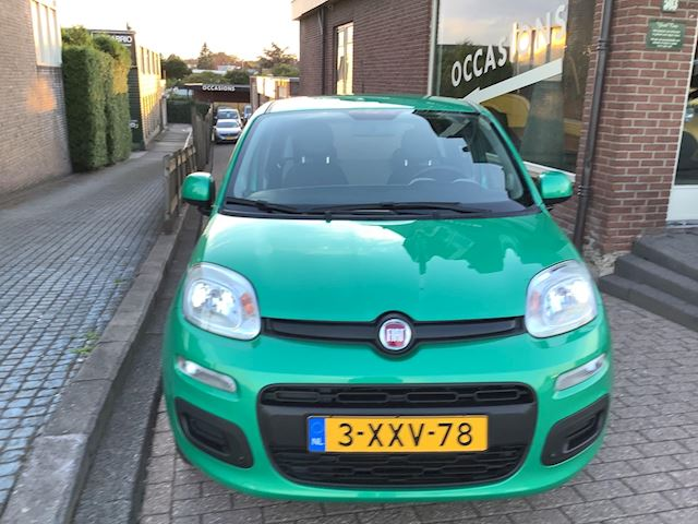 Fiat Panda 0.9 TwinAir Edizione Cool weinig km