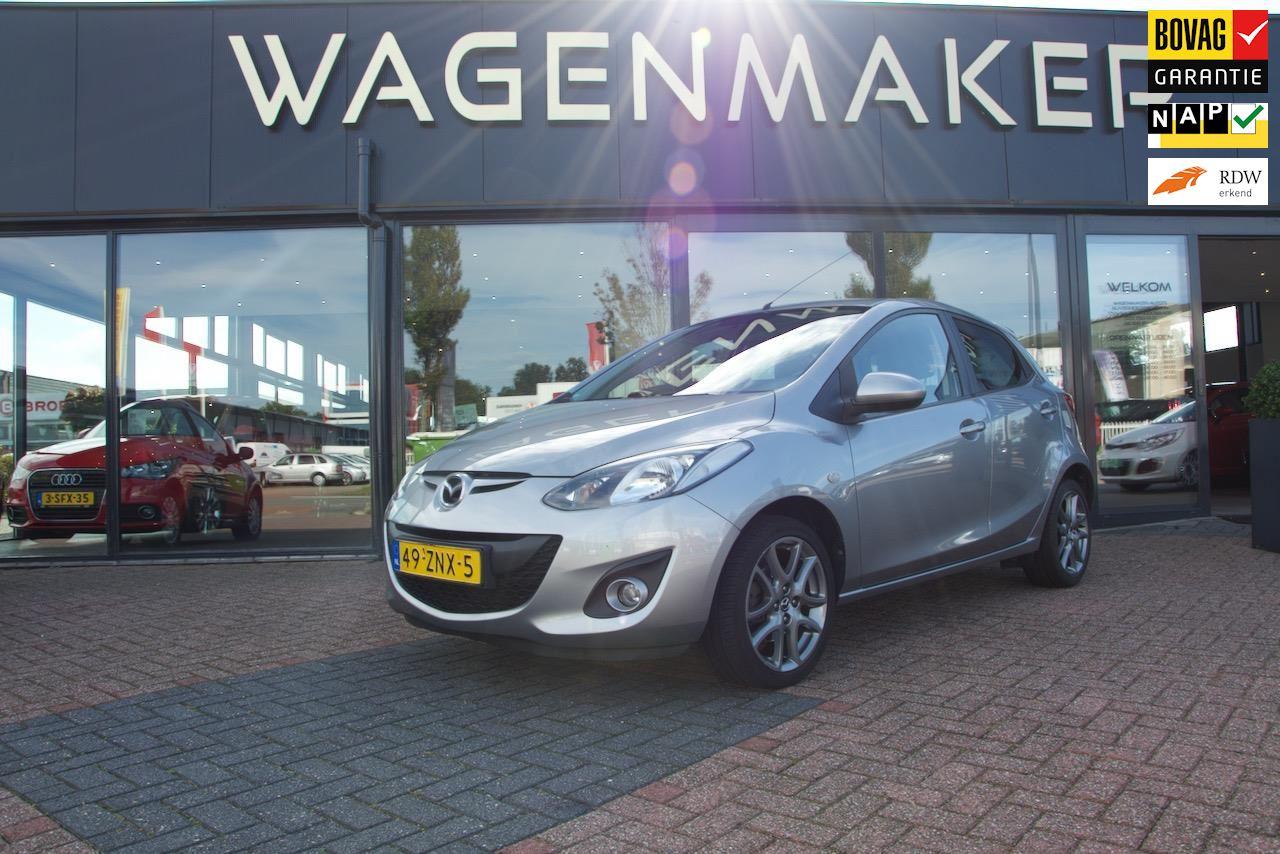 Mazda 2 occasion - Wagenmaker Auto's