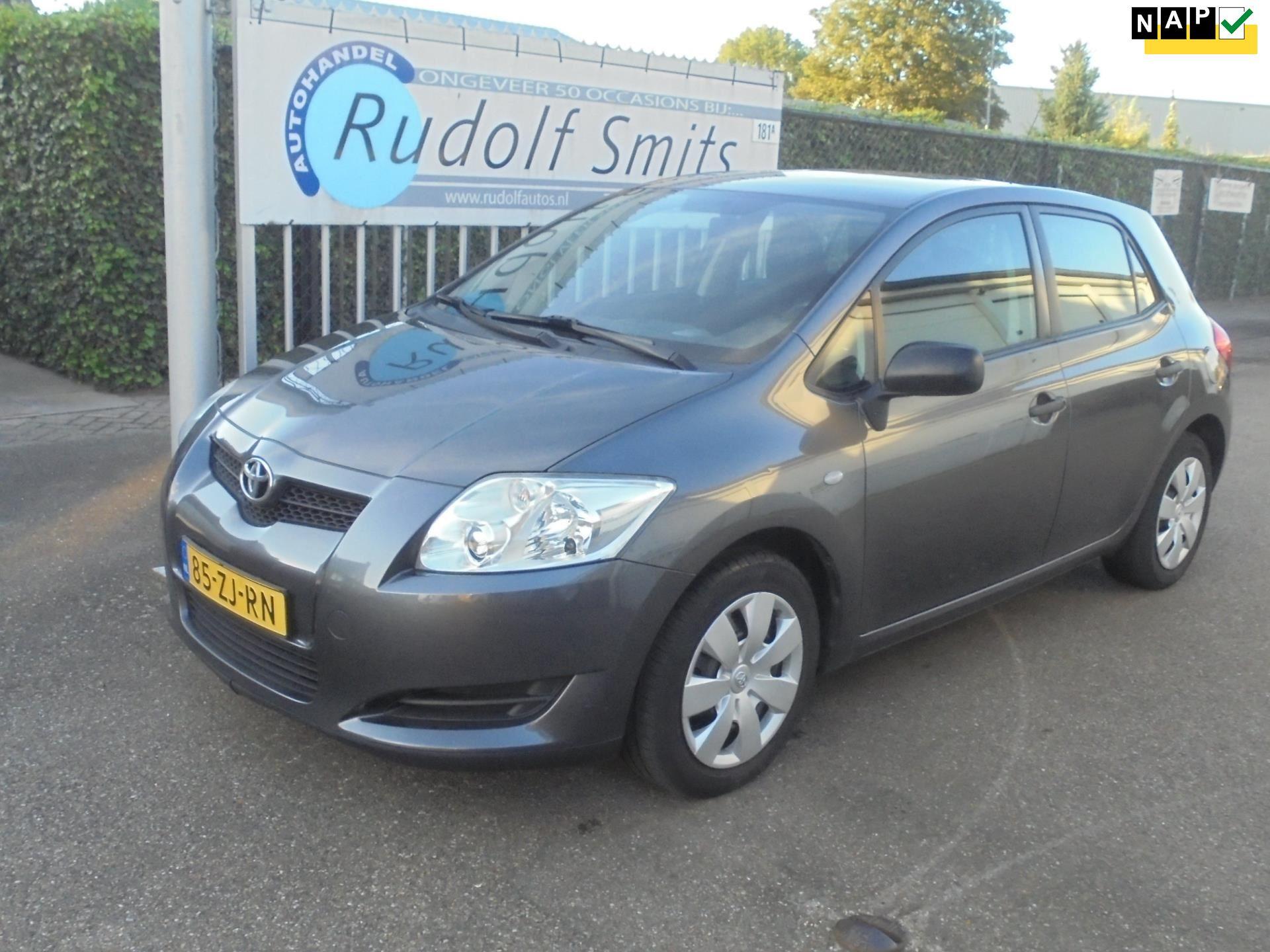 Toyota Auris occasion - Autohandel Rudolf Smits