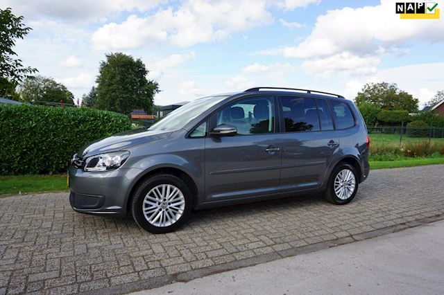 Volkswagen Touran 1.6 TDI CUP Edition BlueMotion 7 persoons