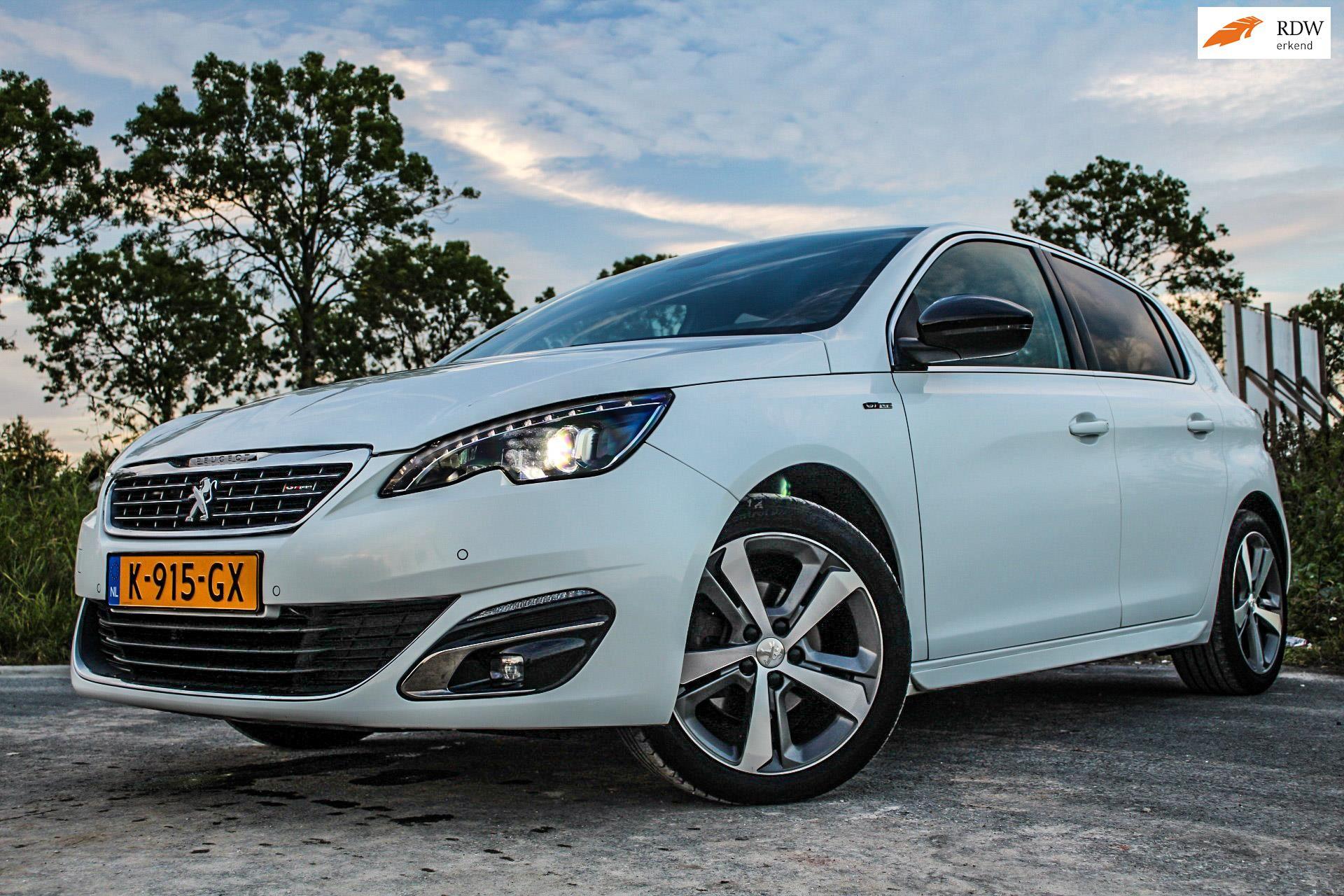 Peugeot 308 occasion - W de Jong Auto's