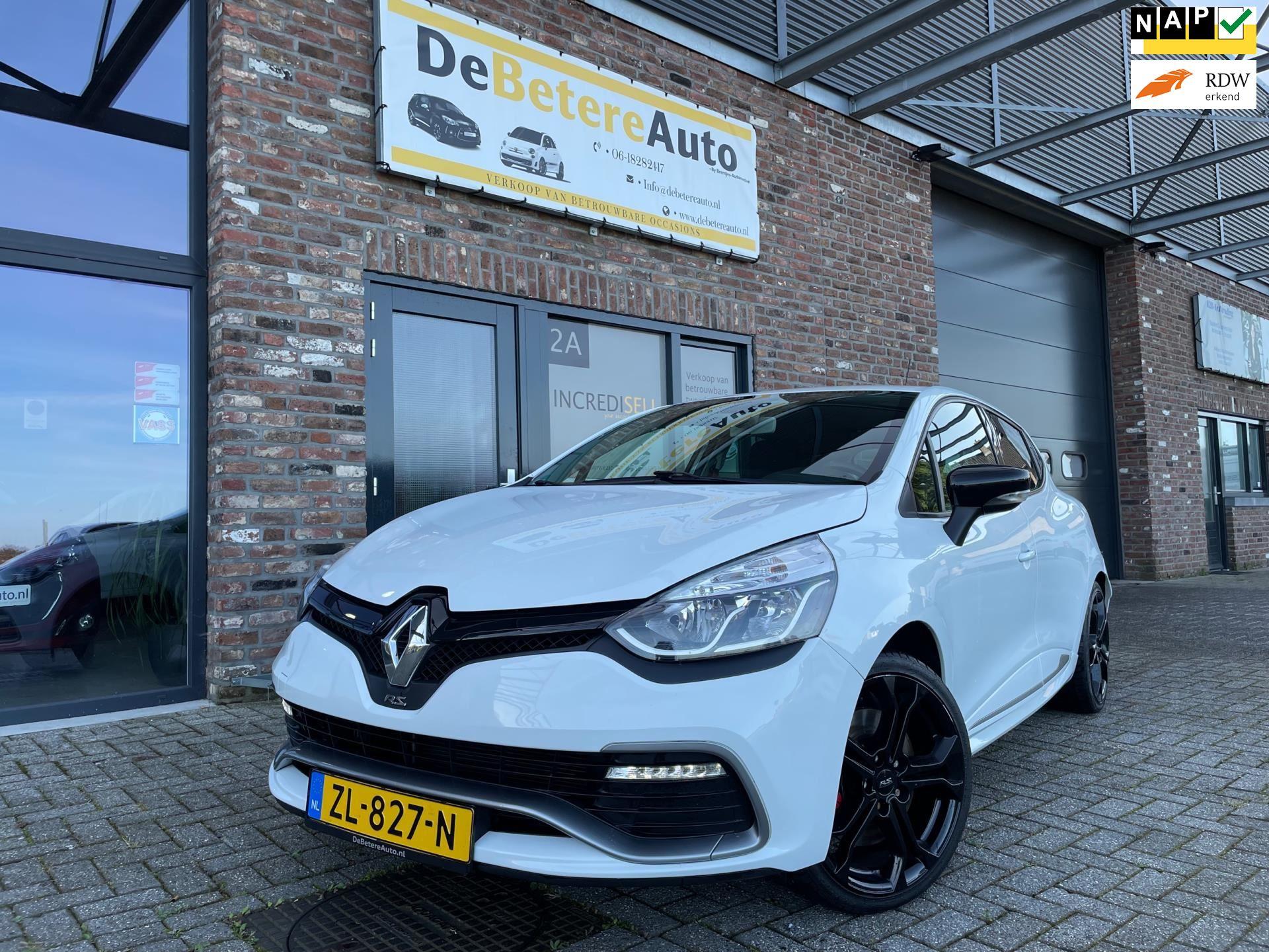 Renault Clio occasion - DeBetereAuto