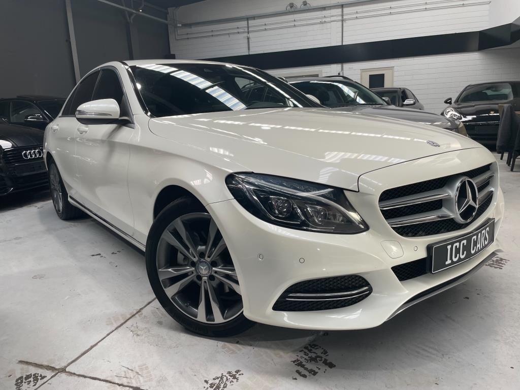 Mercedes-Benz C-klasse occasion - Iwan Car Company