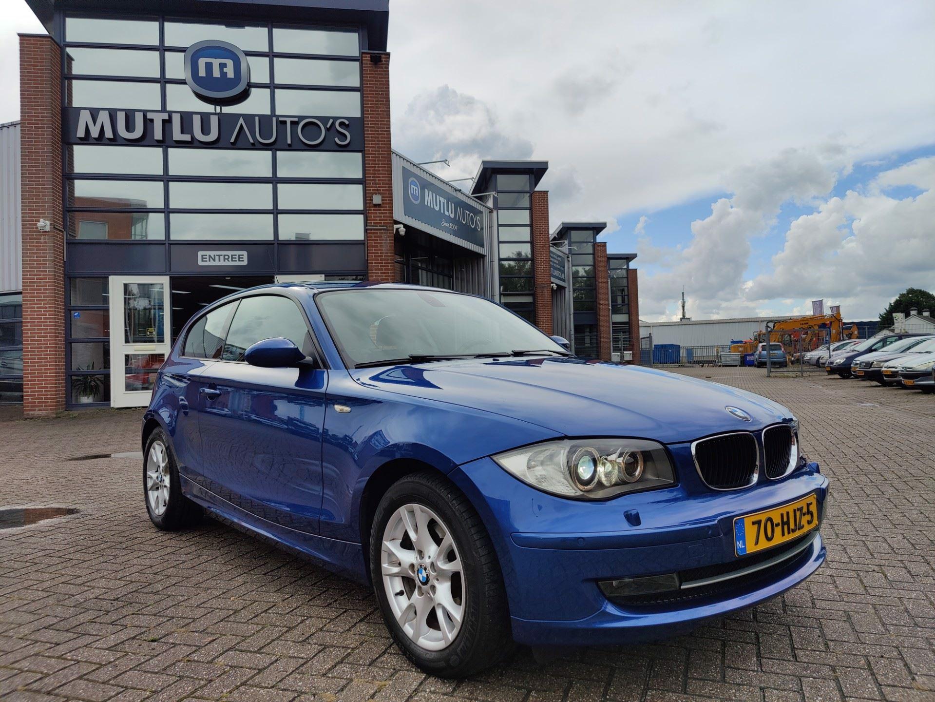 BMW 1-serie occasion - Mutlu Auto's