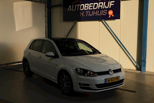 Volkswagen Golf 1.4 TSI ACT Highline - Airco, Cruise, Navi, PDC, Schuifdak.
