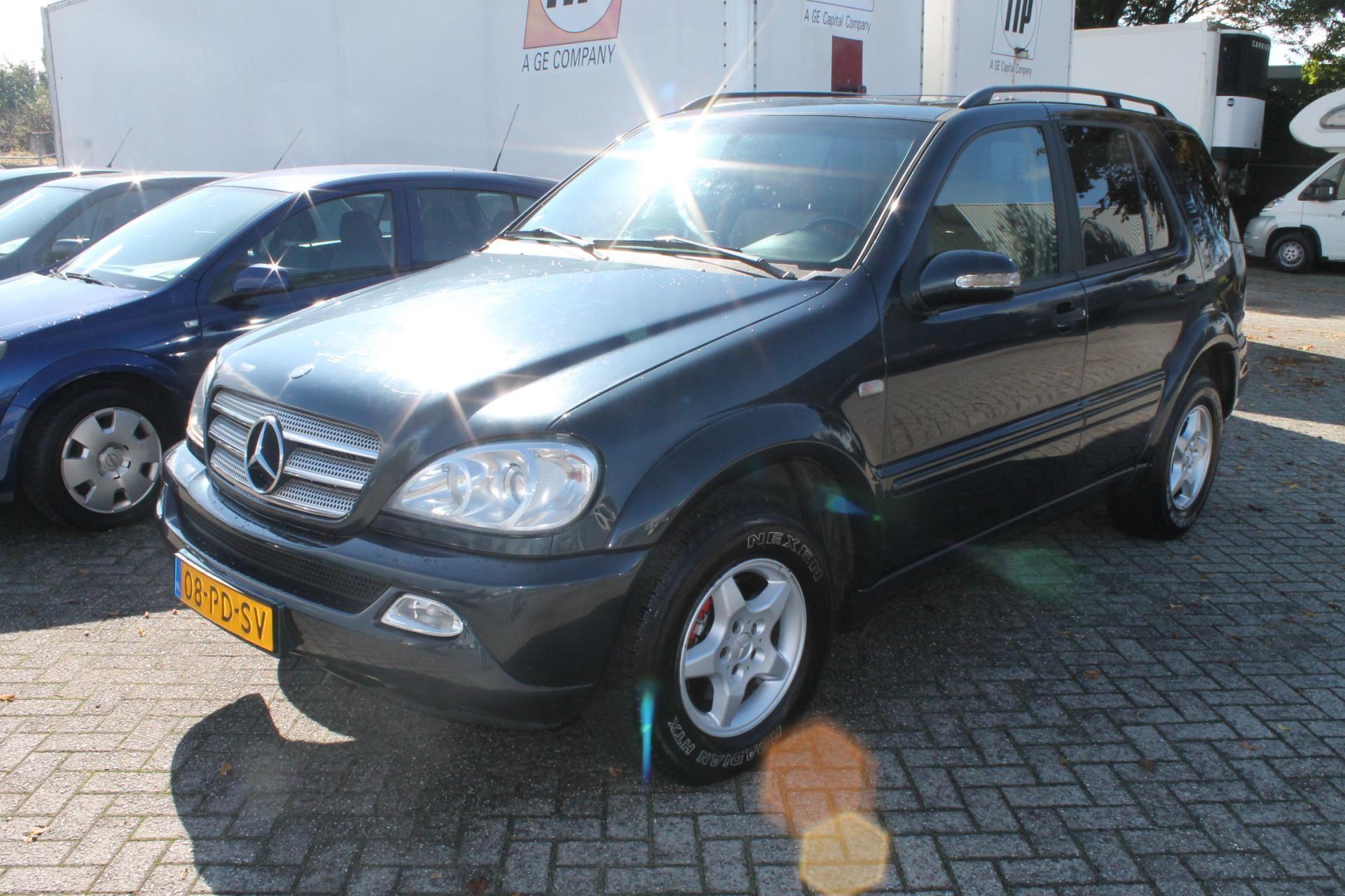Mercedes-Benz M-klasse occasion - WSR Transport