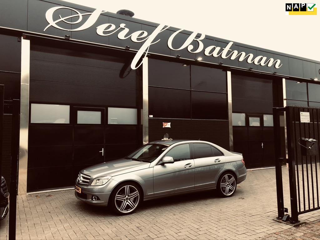 Mercedes-Benz C-klasse occasion - Seref Batman Car Trade Company