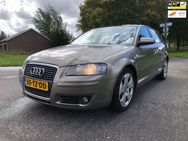 Audi A3 Sportback 1.8 TFSI Ambition       Automaat*1e eigenaar*Panoramadak*Cruise*Parksensor*Airco*NAP*APK*