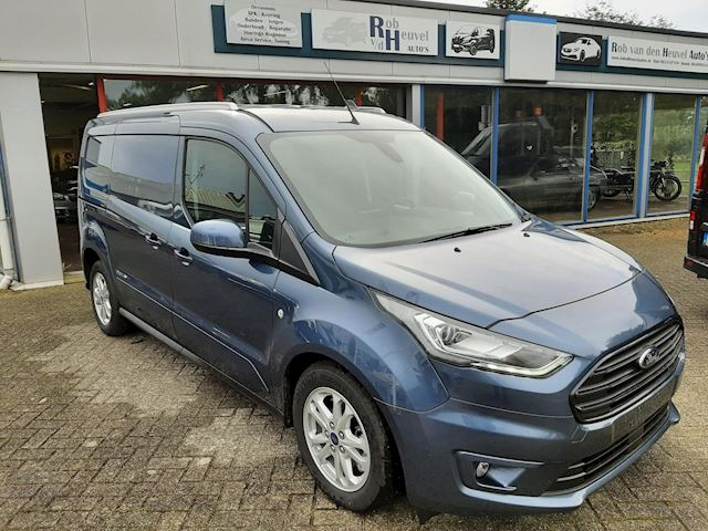 Ford Transit Connect 1.5 EcoBlue L2 limited automaat 120PK