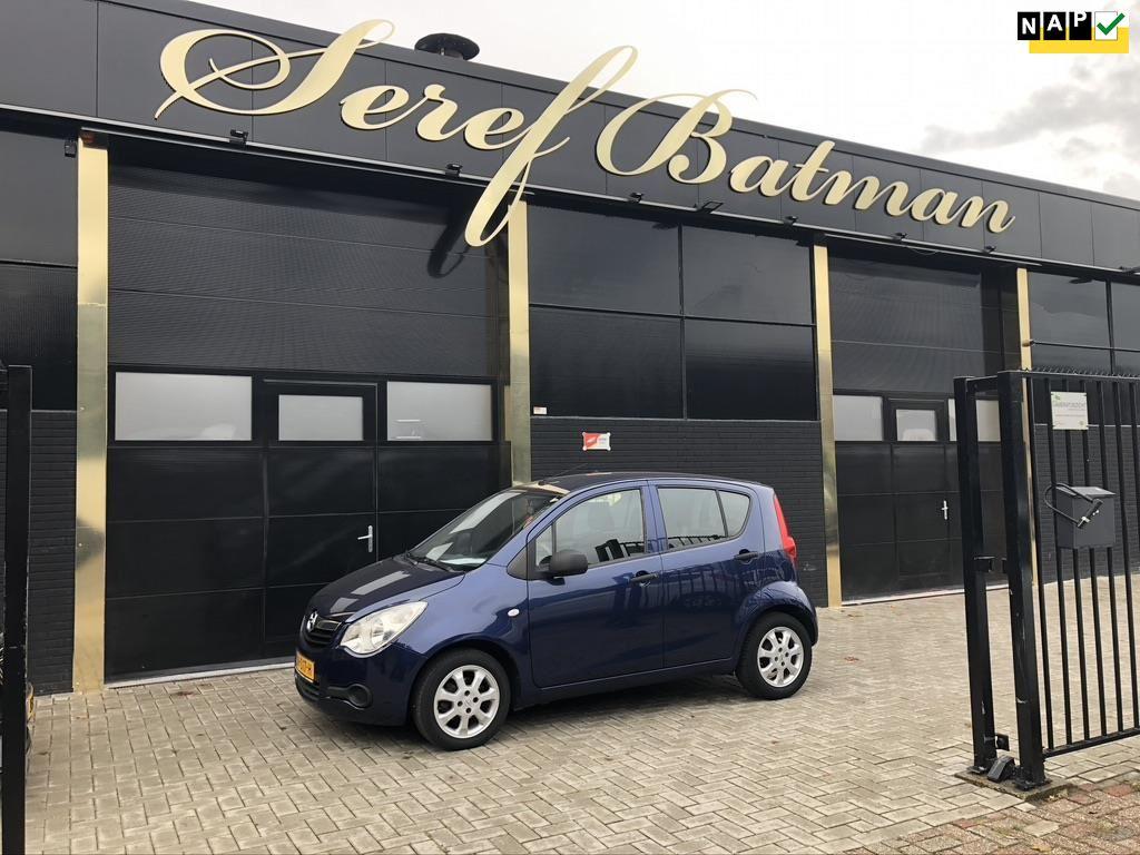 Opel Agila occasion - Seref Batman Car Trade Company
