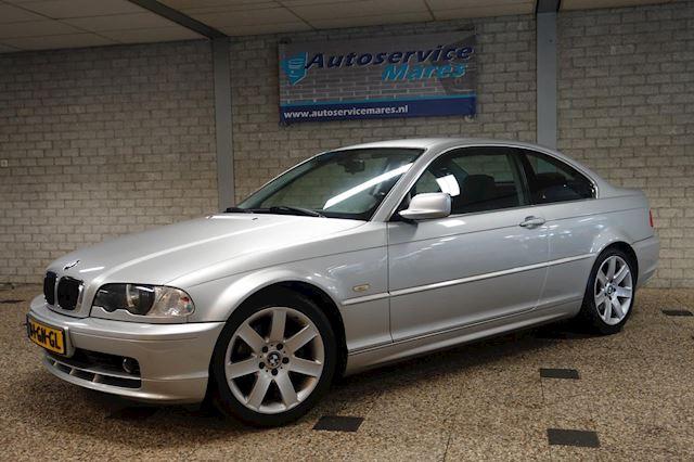 BMW 3-serie Coupé 325Ci ex. automaat , youngtimer, airco/ECC, cruise, PDC, 1/2 leder, org. NL, trekhaak