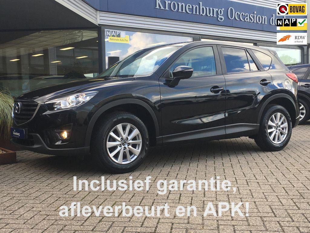 Mazda CX-5 occasion - Kronenburg