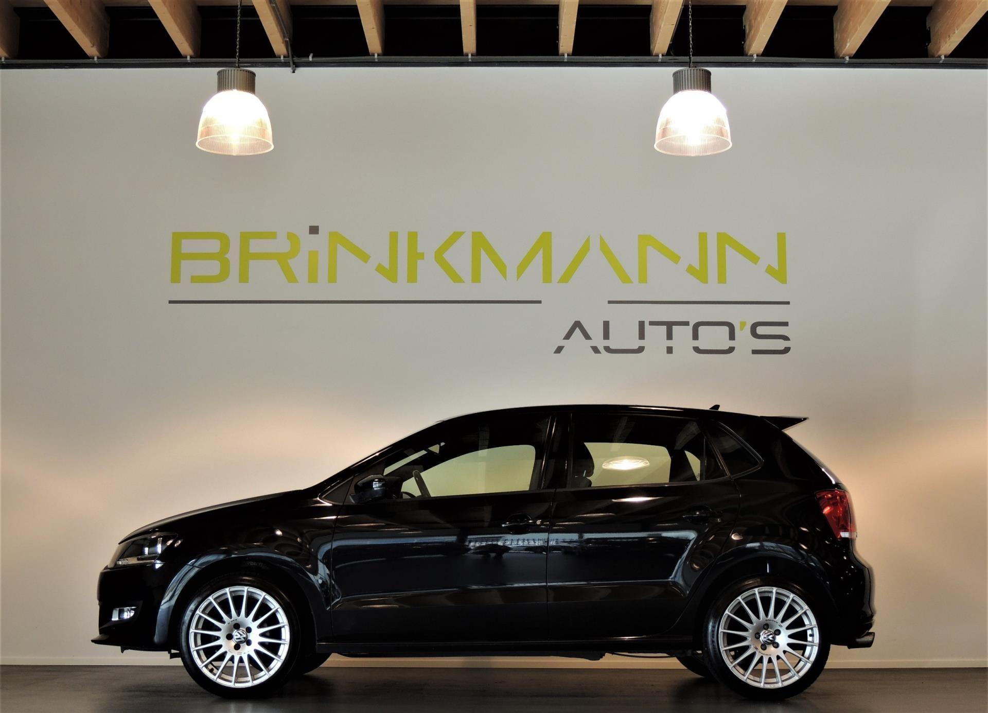 Volkswagen Polo occasion - Brinkmann Auto's