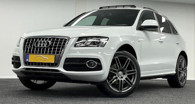 Audi Q5 occasion - Mink van den Brink Auto's