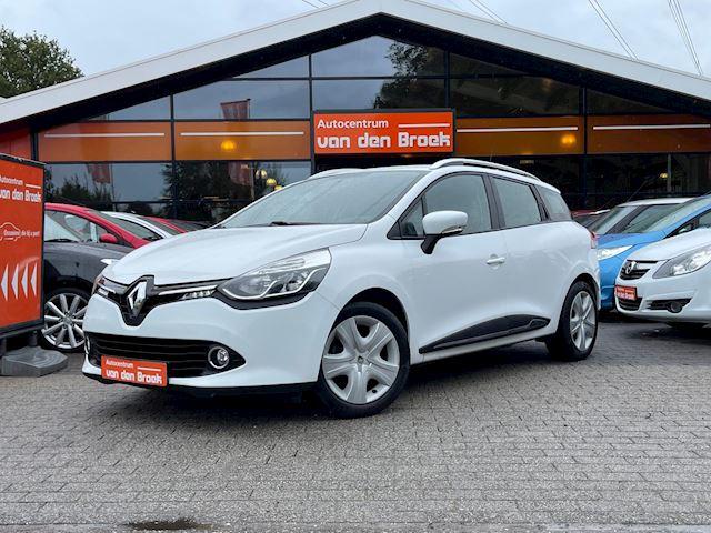 Renault Clio Estate 1.2 16V Navigatie Cruise Controle Airco Dag Rij Verlichting/Led Dakrails Apk