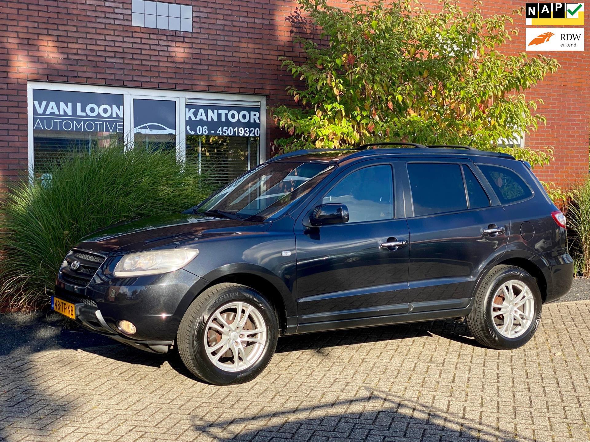 Hyundai Santa Fe occasion - Van Loon Automotive