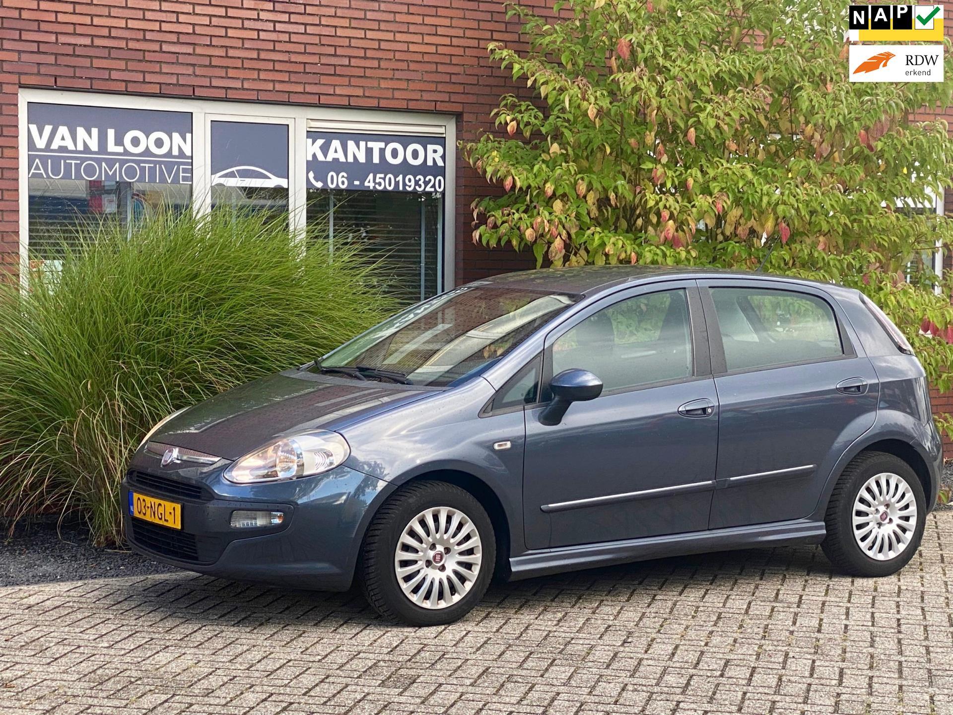 Fiat Punto Evo occasion - Van Loon Automotive