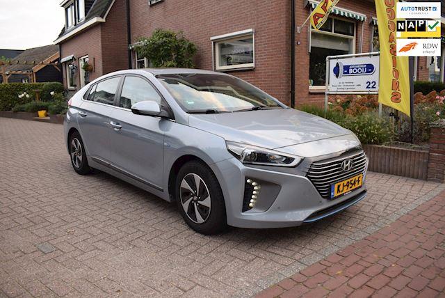 Hyundai IONIQ 1.6 GDi First Edition/HYBRID/NAVI/AIRCO-ECC/CRUISE/CAMERA/DAK/BLUETOOTH