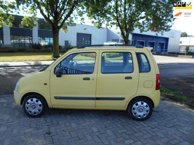 Suzuki Wagon R occasion - AutoBoertien