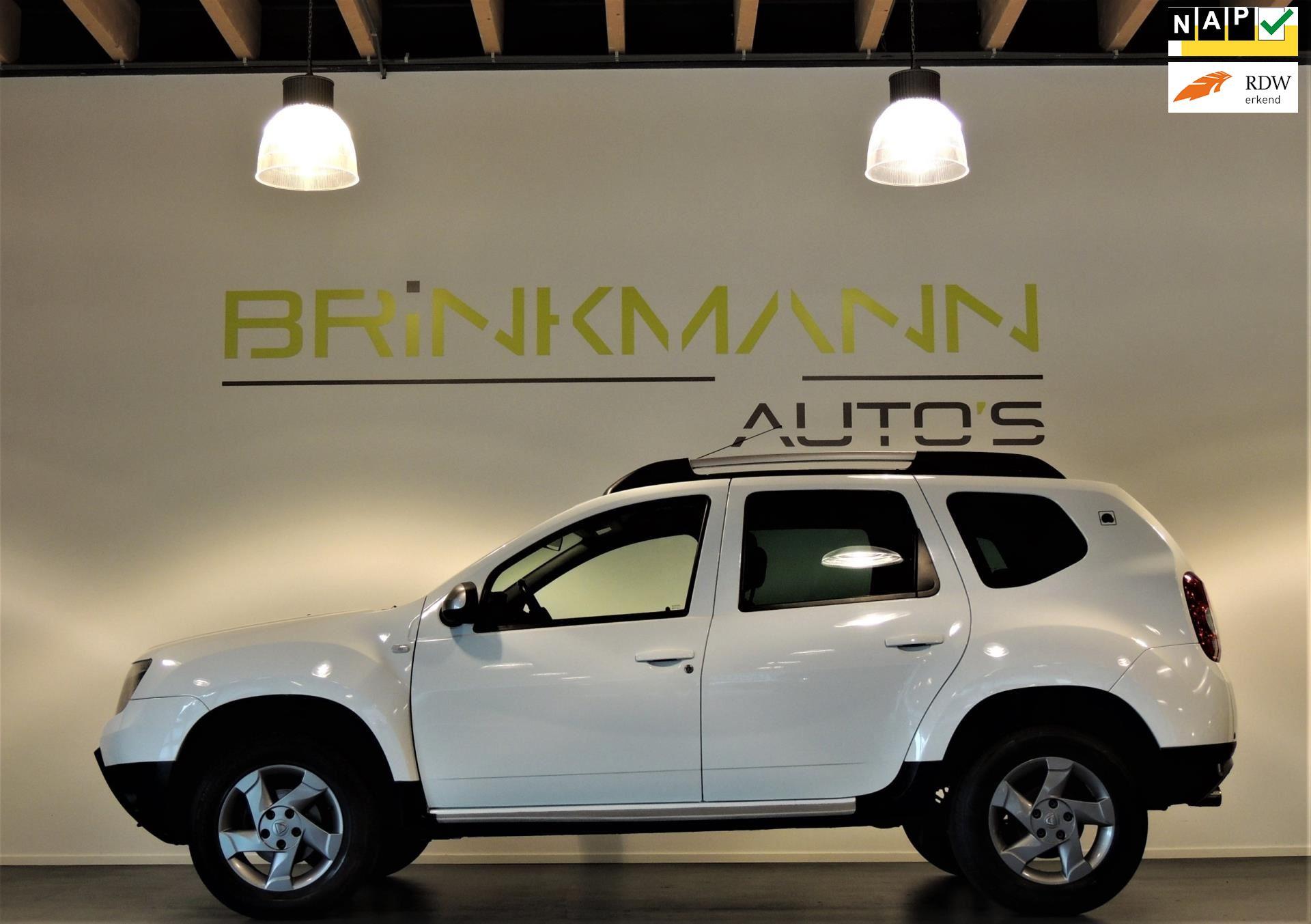 Dacia Duster occasion - Brinkmann Auto's