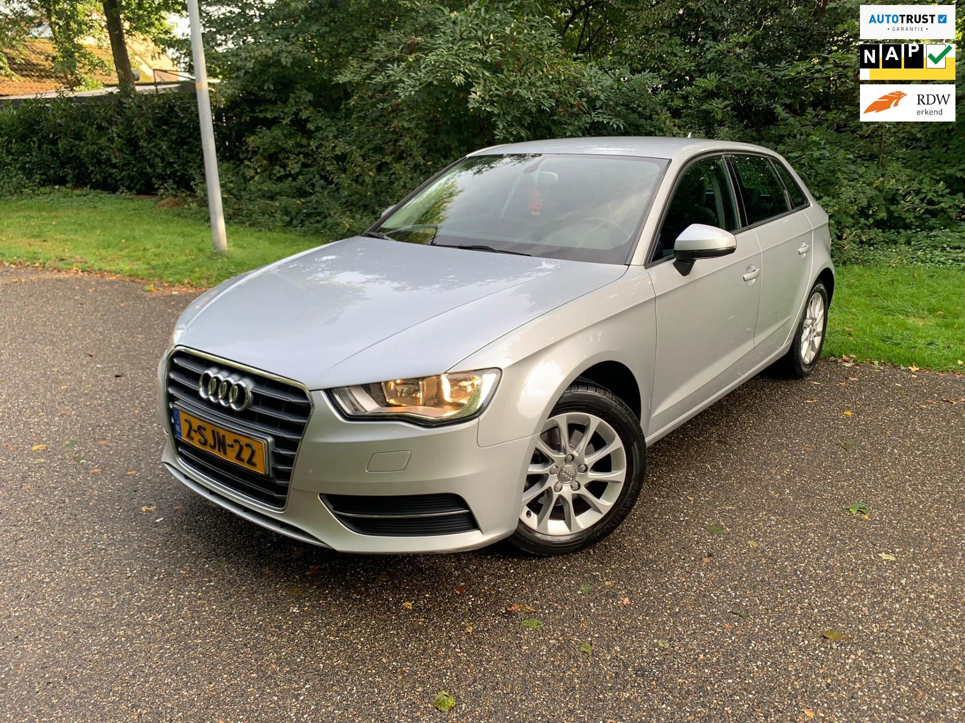 Audi A3 Sportback occasion - Ideaal Auto's